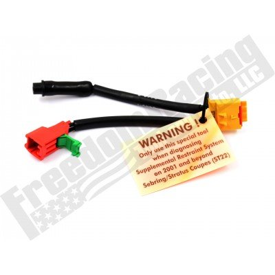 8443-7 SRS Load Tool Jumper Cable 8443A-7 8443B-7