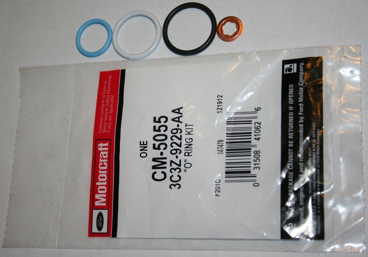 C Z Aa on Toyota Fuel Injector O Ring