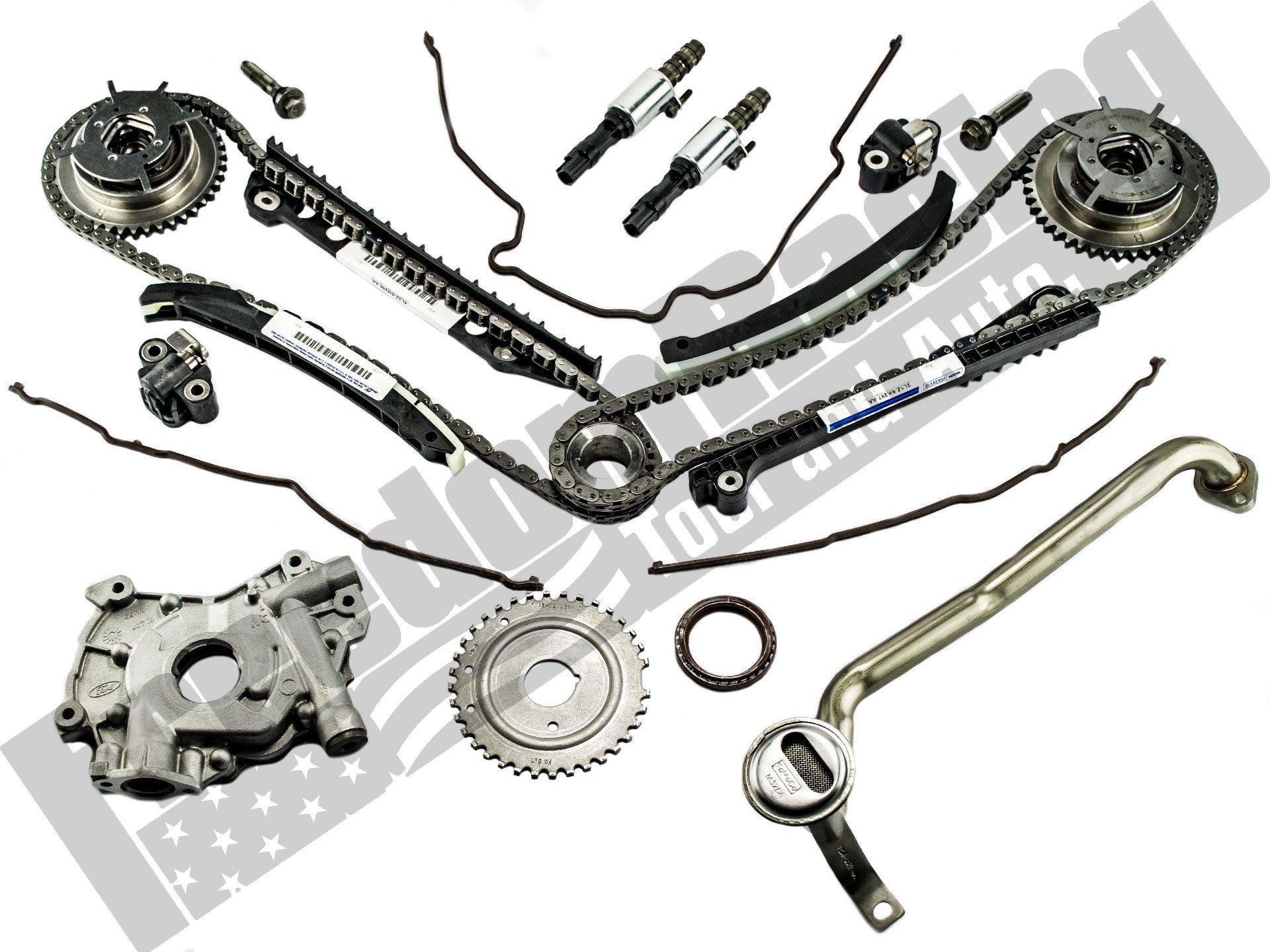 Lincoln Mark Lt Timing Chain