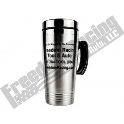 Stainless Steel Insulated Mug w/Handle
