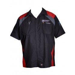 Mechanic Short Sleeve Moisture Wicking Shop Shirt