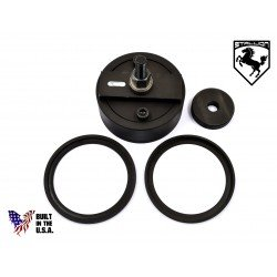 ST-166 Front and Rear Wear Sleeve and Seal Installer J-35686-B Alt.