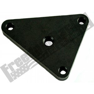 142-8281 Steel Strapping Anchor Plate