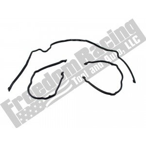 4.6L 3V Timing Cover Gasket Set (Left Right & Center) 4R3Z-6020-DB 4R3Z-6020-EB 7R3Z-6020-A