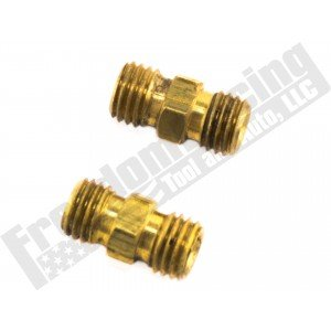 "1/8"" Tube Compression Union Pair 5822"