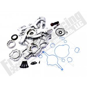 6.0L Front Cover and Low Pressure Oil Pump Kit 5C3Z-6608-B