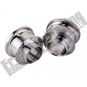 Aluminum Bushing/Spacer Pair for Panhard Bar