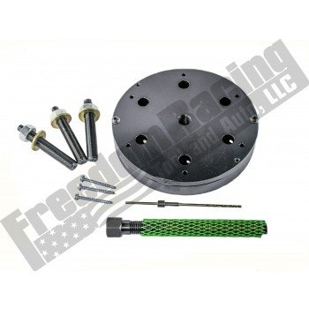 3164780 ISX QSX ISX15 ISX12 Rear Crankshaft Seal & Wear Sleeve Remover & Installer Set Alt