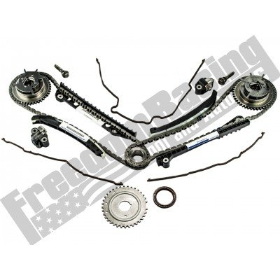 5 4L 3V 2004-2010 Ford OEM Cam Phaser & Timing Chain Replacement Kit