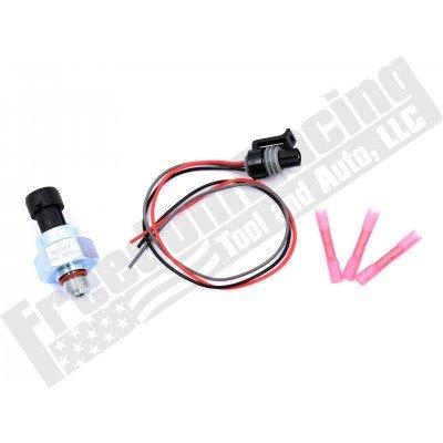 F6TZ 9F838 A 1807329C92 7 3L Powerstroke ICP Injection Control Pressure Sensor W 5C3Z 12224 A Pigtail Alt