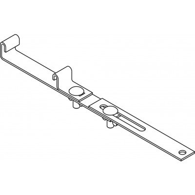 J 45057 2 Lower Engine Support Bar Tool