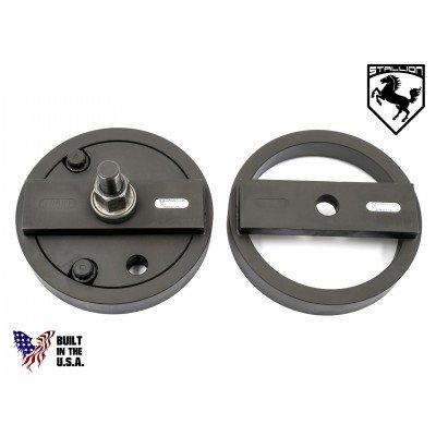 6V-6142-6V-6143 3406 3408 C15 Front and Rear Crankshaft Seal Wear Sleeve Installer Alt.