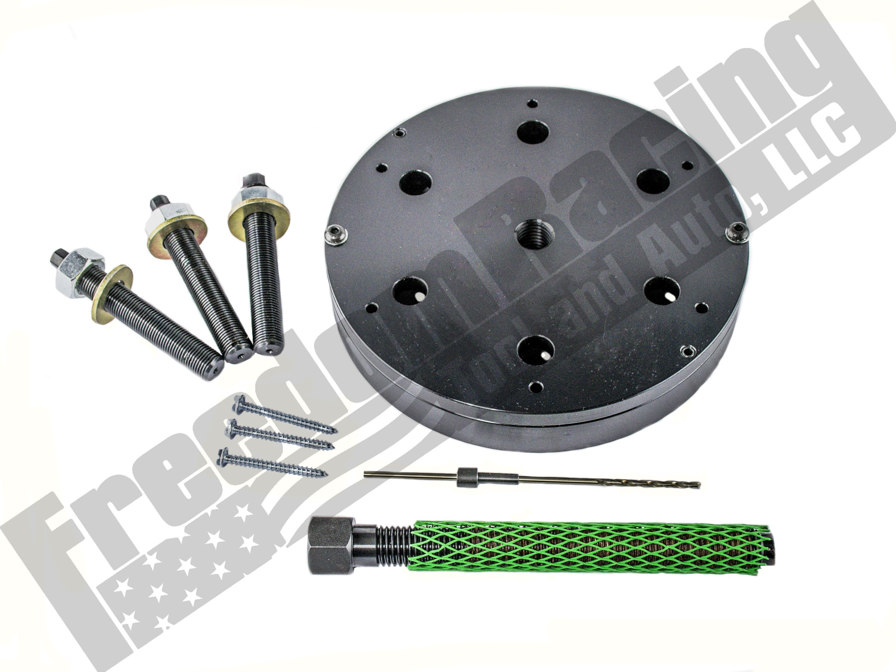 3164780 Rear Seal Wear Sleeve Installer Remover Tool for Cummins ISX15 ISX12