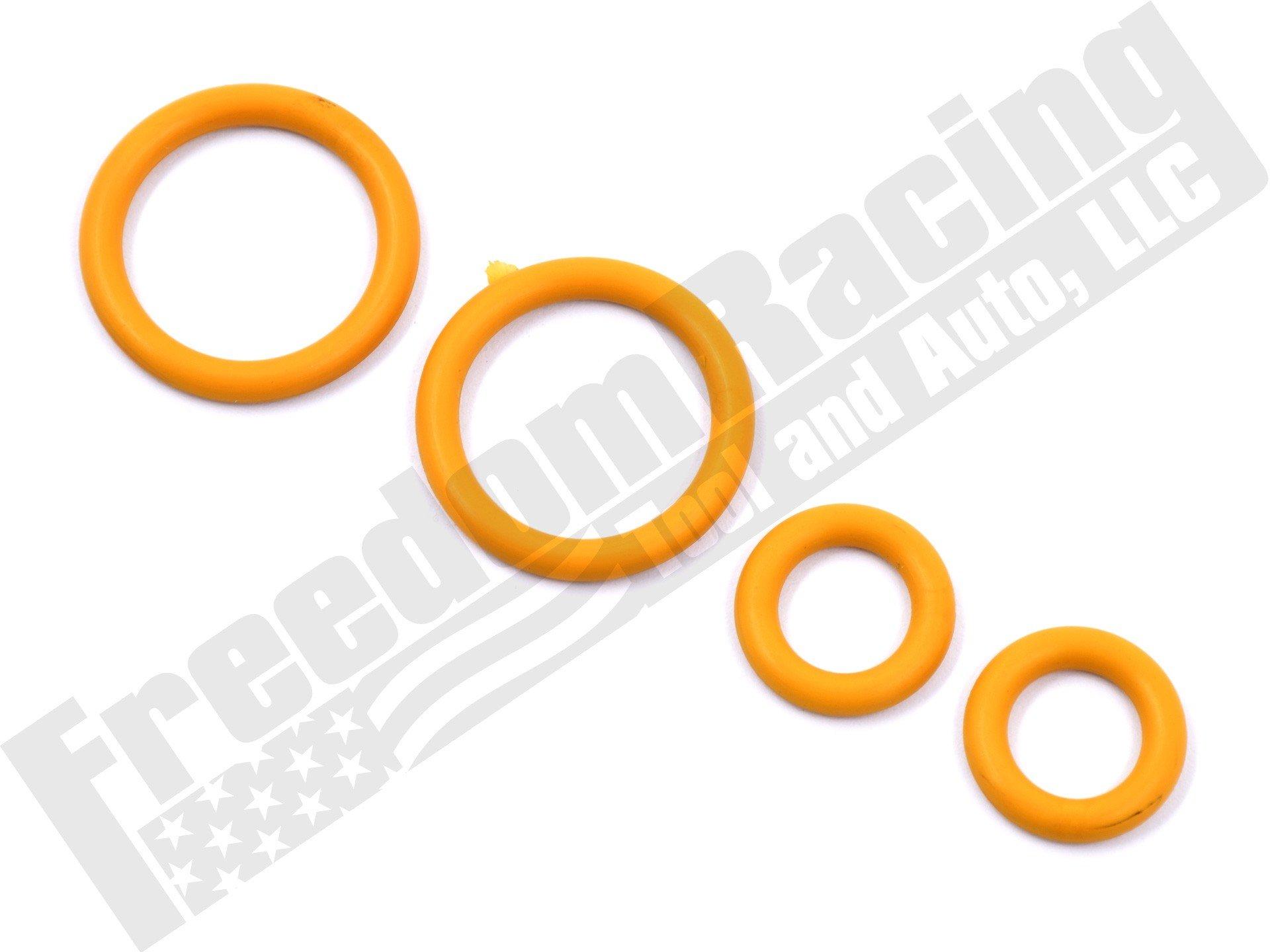 Turbo Pedestal O Ring Kit