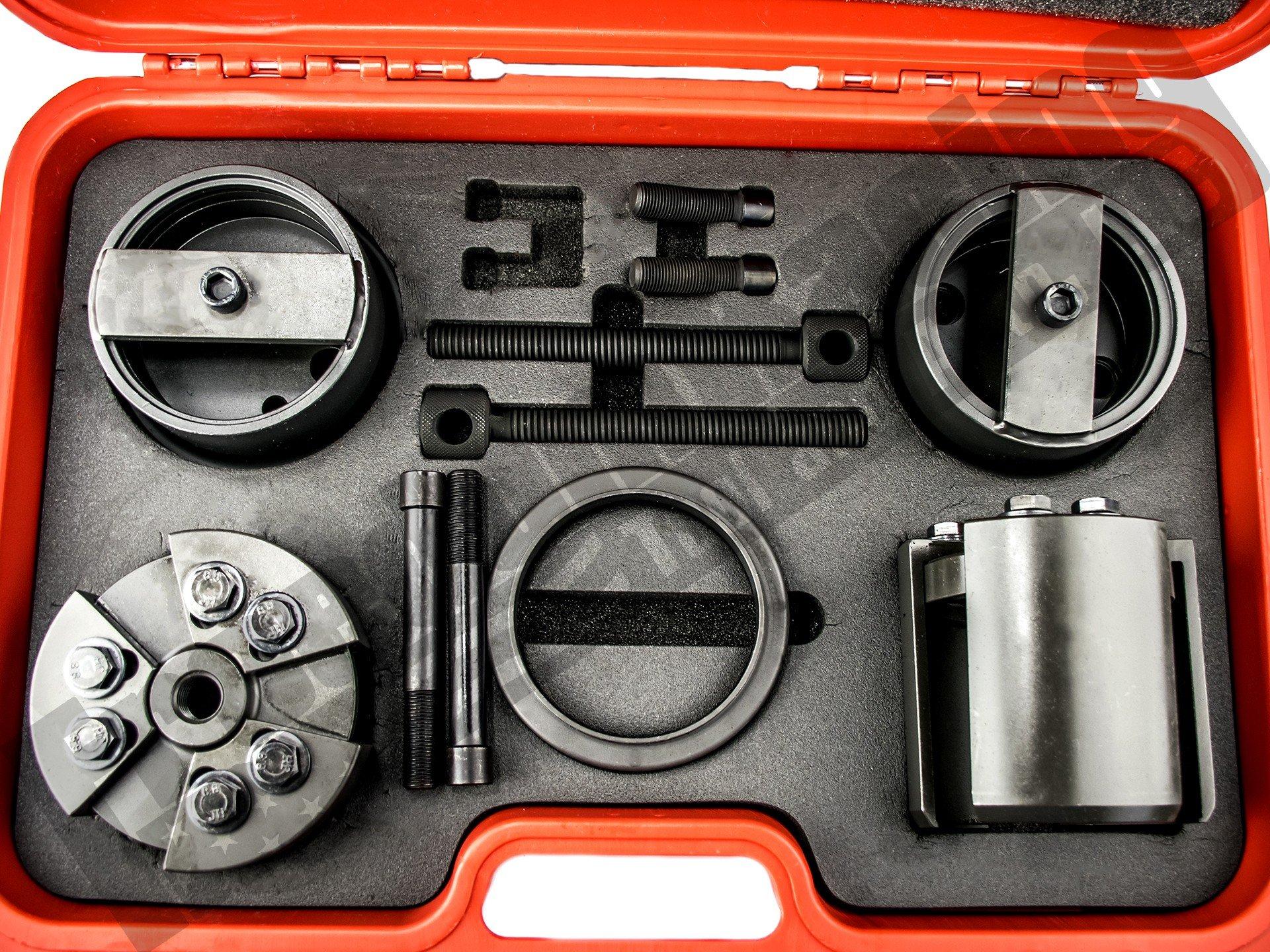 Am J 41221 A Kit Front Amp Rear Crankshaft Seal Installer Set