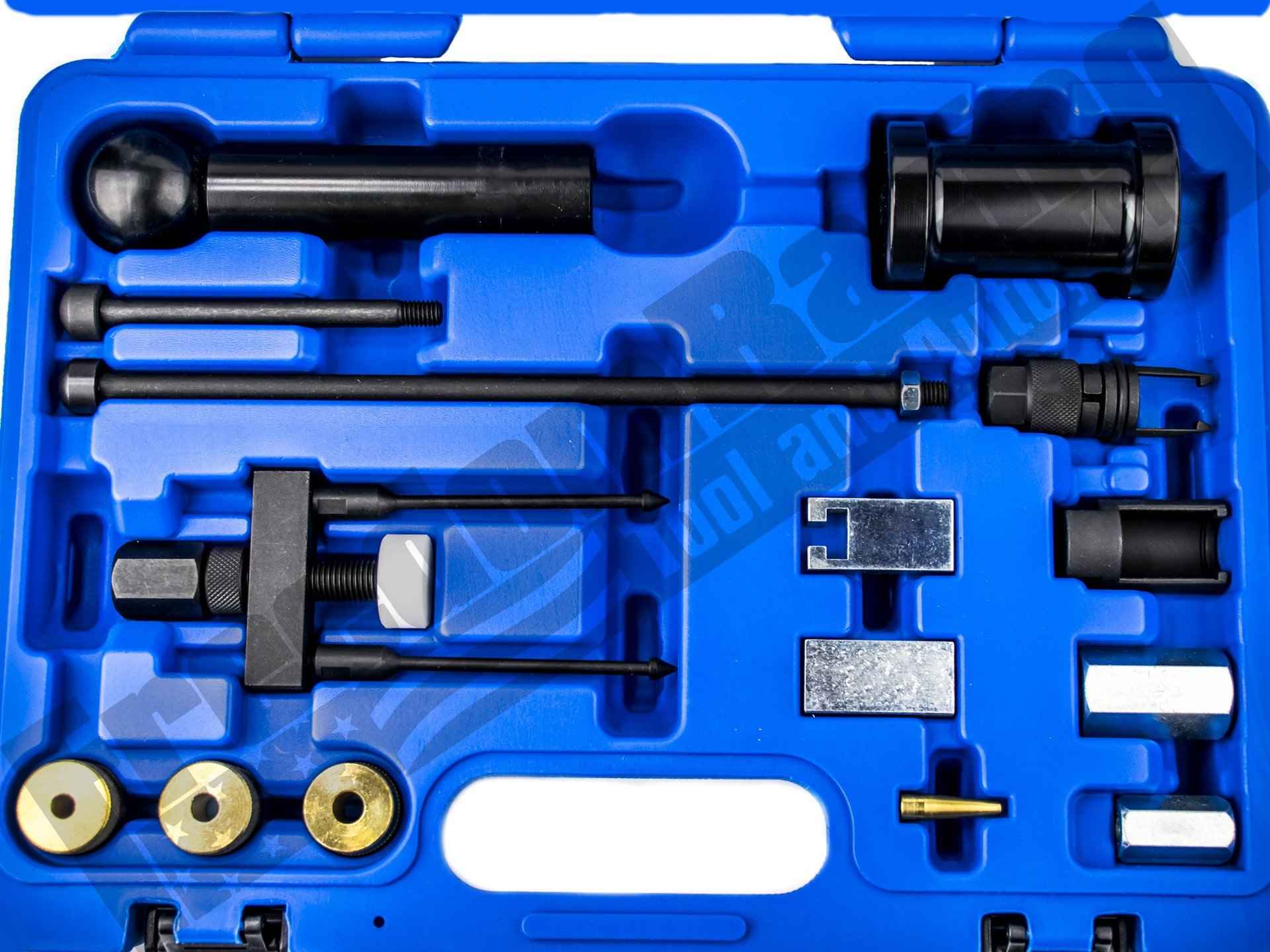 Am T10055 Kit Fuel Injector Puller Remover Set