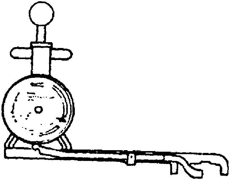 Timing Belt Tension Gauge Bt 3386 Fvt