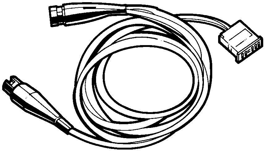 J 38791 10 Transmission Test Adapter Harness