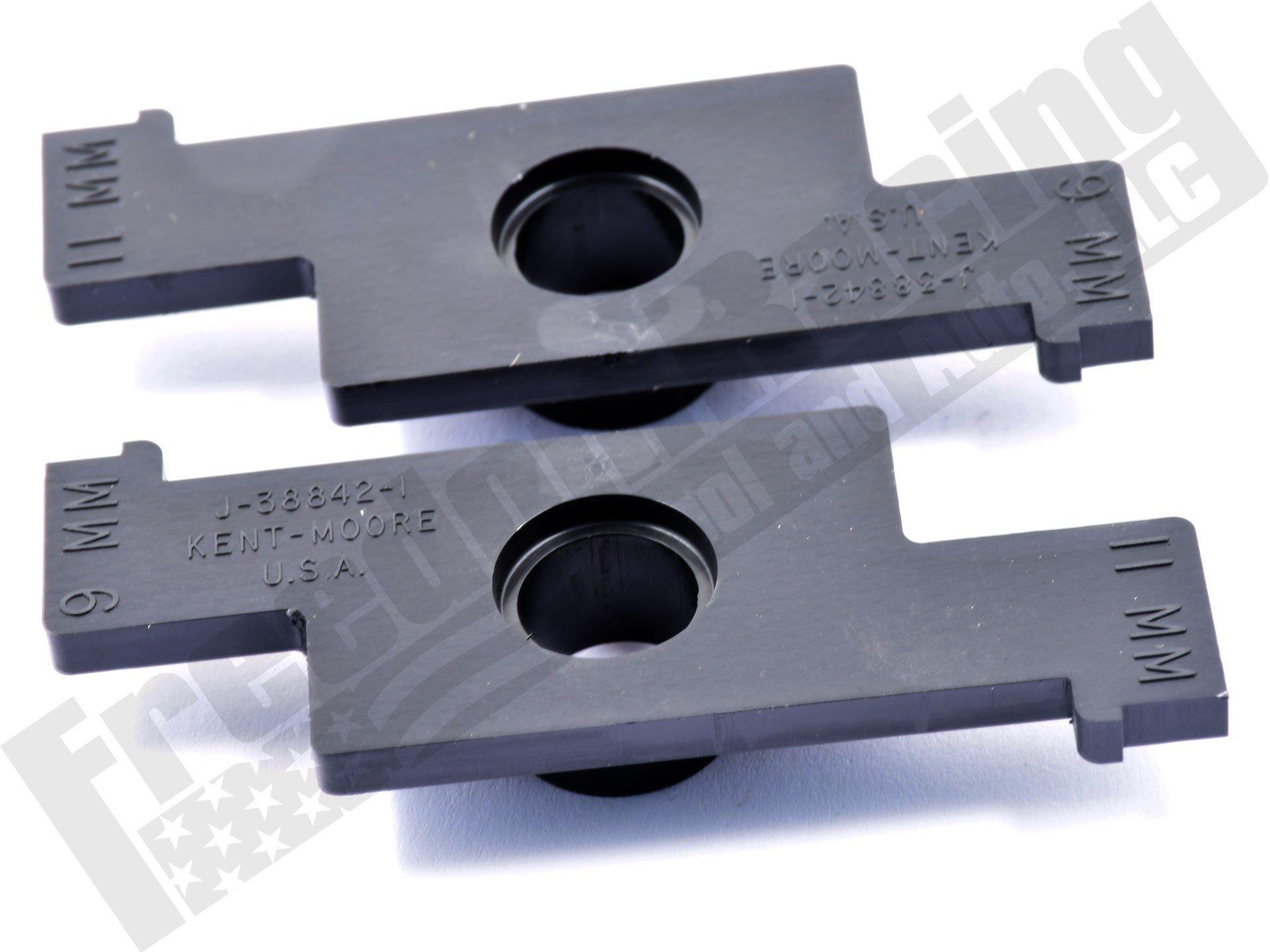 Kent-Moore J-38842 Convertible Top Locking Pin Alignment Tool For Buick Reatta
