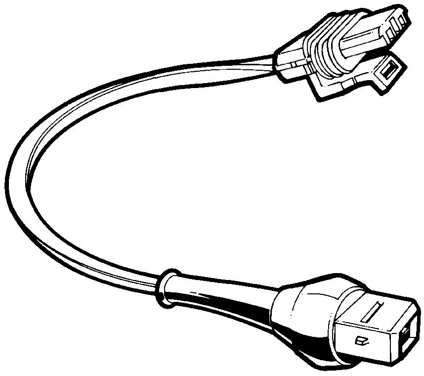 Fuel Injector Test Harness J 39021 380