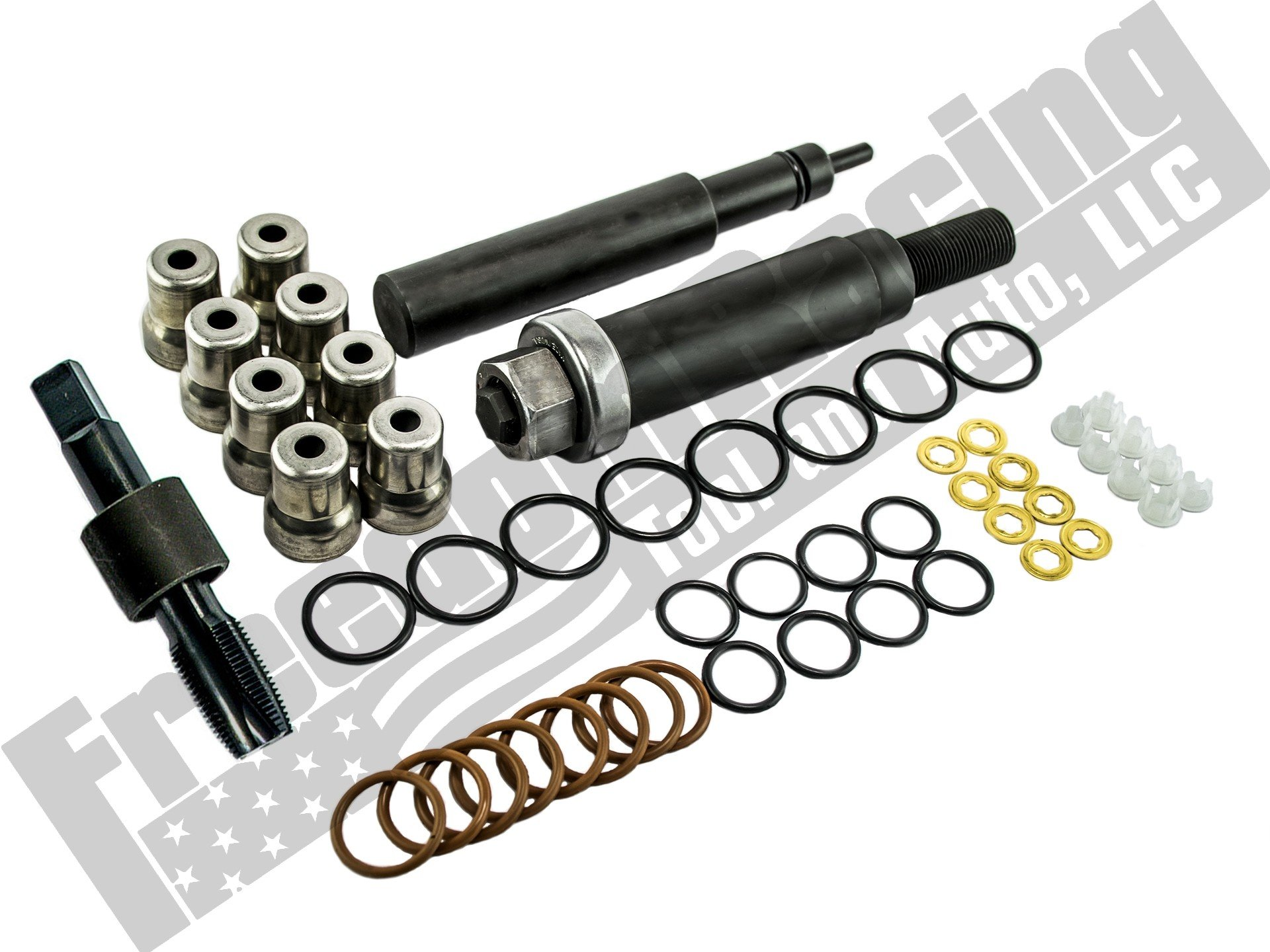Kit Cars To Build Yourself In Usa: 303-767 303-768 6.0L Fuel Injector Sleeve Cup In-Vehicle