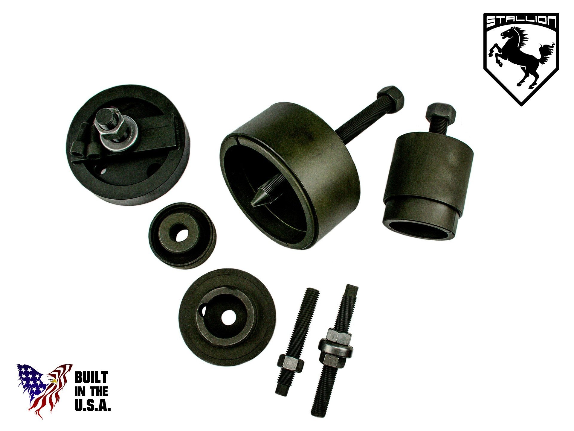 7 3L Powerstroke Front & Rear Crankshaft Seal & Wear Sleeve Installer &  Remover Set Alt ST-S914