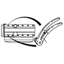 Valve Cover Removal Expansion Pliers 9995670