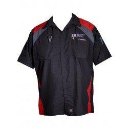 Mechanic Short Sleeve Moisture Wicking Shop Shirt