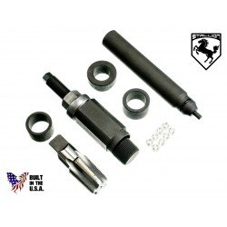 7.3L Fuel Injector Sleeve Cup In-Vehicle Tool Kit w/USA Tap