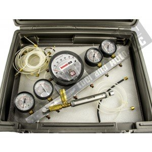 014-00761 Vacuum Pressure Test Gauge Bar