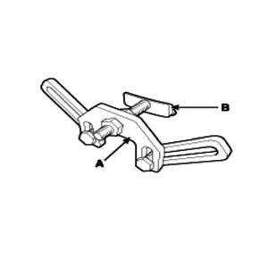 09231-3D100 Ring Gear Flywheel Stopper Tool