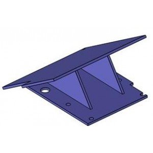 100-045 Support Bracket Transfer Box