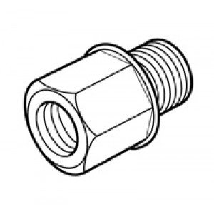 18681AA000 CVT Pressure Gauge Adapter