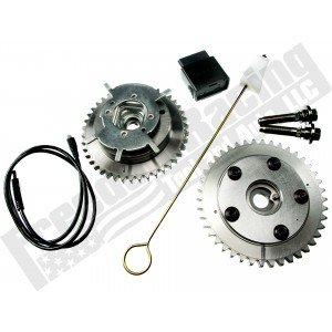 Locked Out Cam Phasers 4.6L 5.4L 3V VCT Elimination Kit w/4015 Tuner