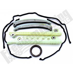 4.6L 3V Mustang 2005-10 Timing Chain Guide, Arm and Gasket Set