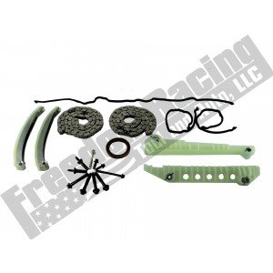 4.6L 3V Mustang 2005-10 Timing Chain, Guide, Arm and Gasket Set