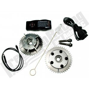 Locked Out Cam Phasers 4.6L 5.4L 3V VCT Elimination Kit w/7015 Tuner