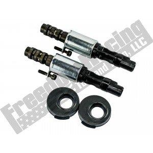 5.4L 4 3V VCT Control Solenoids 8L3Z-6M280-B Seals 3L3Z-6C535-AA