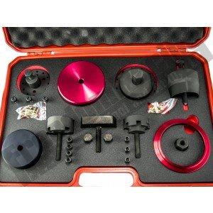 Front & Rear Crankshaft Oil Seal Installer & Remover Master Set