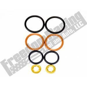 2PK 3C3Z-9229-AA 1843682C91 6.0L Fuel Injector O-Ring Kit Alt.