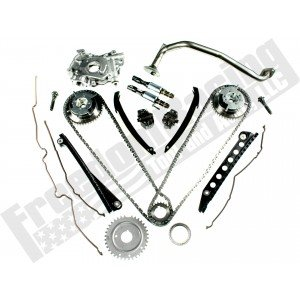5.4L 3V 2004-2010 Cam Phaser, Timing Chain, Ford Performance Oil Pump, and VCT Solenoid Replacement Kit Alt