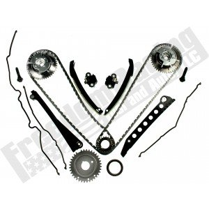 5.4L 3V 2004-2010 Cam Phaser & Timing Chain Replacement Kit Alt
