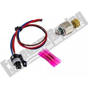 4C3Z-9F838-A 1845428C92 6.0L Powerstroke ICP Injection Control Pressure Sensor w/ 5C3Z-12224-A pigtail Alt