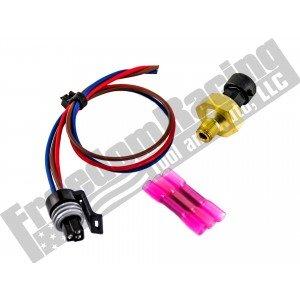 4C3Z-9J460-A 1850353C1 7.3L & 6.0L Powerstroke EBP Exhaust Back Pressure Sensor w/ 5C3Z-12224-A pigtail Alt