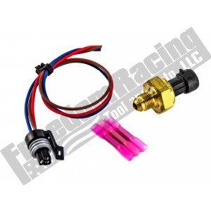 5C3Z-9J460-B 1850352C1 6.0L Powerstroke EBP Exhaust Back Pressure Sensor w/ 5C3Z-12224-A pigtail Alt