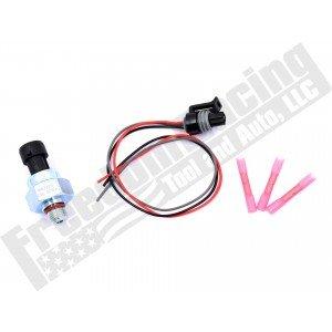 F6TZ-9F838-A 1807329C92 7.3L Powerstroke ICP Injection Control Pressure Sensor w/ 5C3Z-12224-A pigtail Alt
