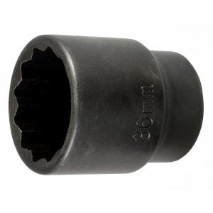 Harmonic Balancer Shallow 36mm 12-Point Socket AM-J-44643-S