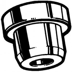 King Pin Outer Bearing Installer Tool J-36409