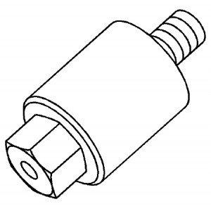 Crankshaft Protector Button J-42846