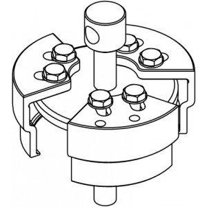 Oil Slinger Puller J-43285